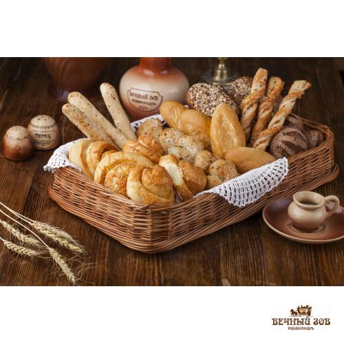 Классический бородинский хлеб