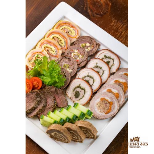 Ассорти мясное «Изобилие»
